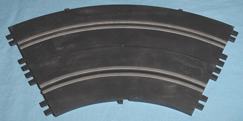 Atlas 1:24 1:32 Slot Car Home Racing Track 14 Inch Radius Curve #1533