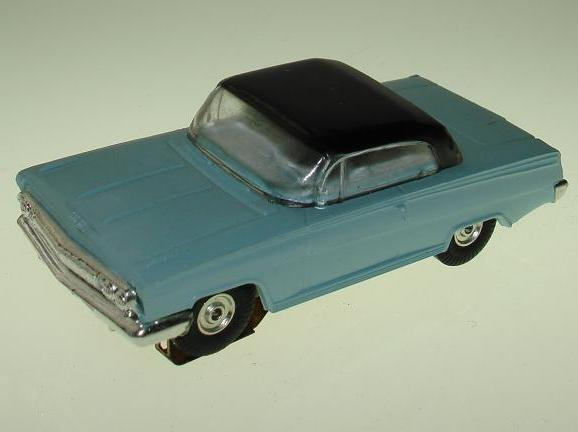 Atlas HO Scale Chevrolet Impala Hardtop