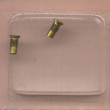 Atlas HO Slot Cars M 118 Midget Chassis Brush Screws