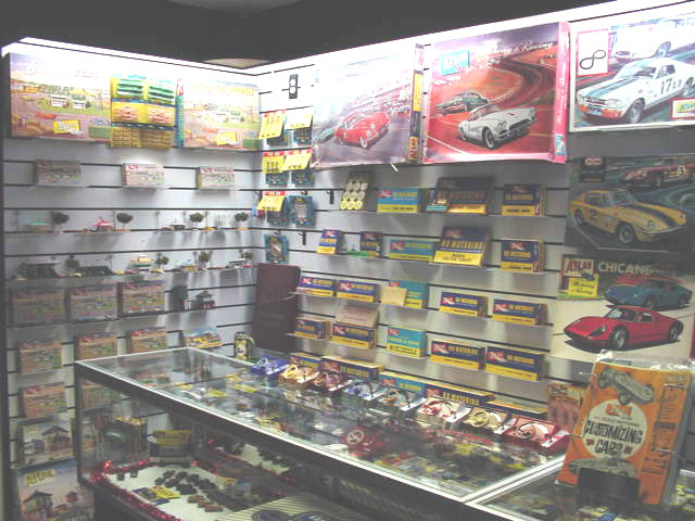 Atlas HO Slot Car Room