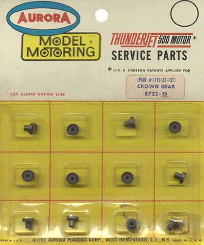 Super Model Motoring Slot Car Racing Parts 15T Crown Gears